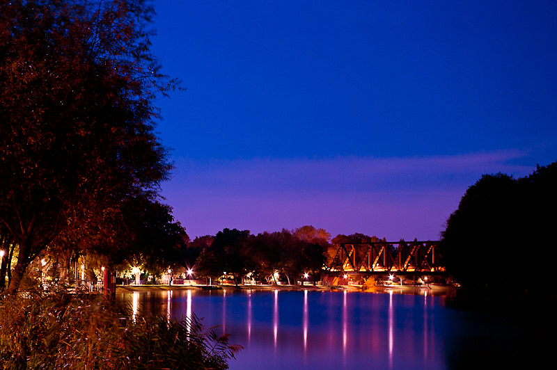 Photo of the Day: Havel Nights