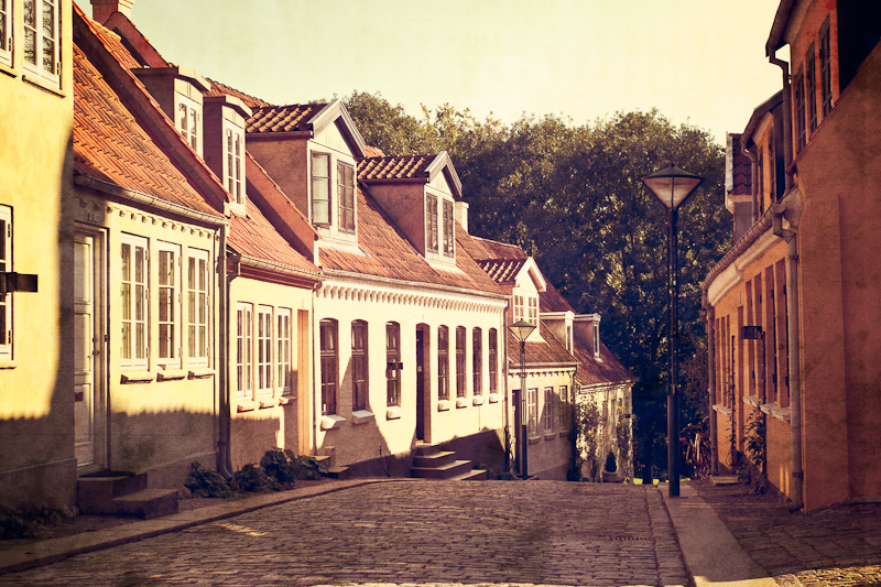 Photo of the Day: Fairy tale Streets