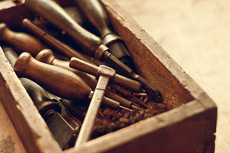 Photo of the Day: A Shoemaker's Tools