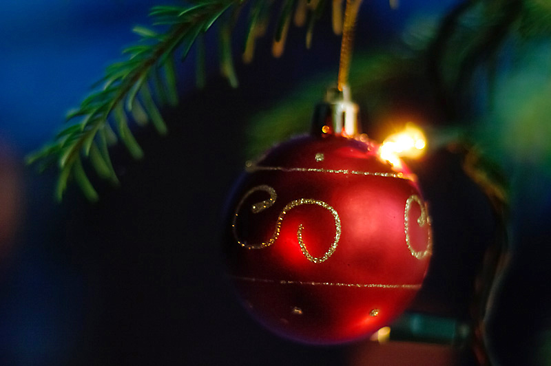 Photo of the Day: Christmas Decoration