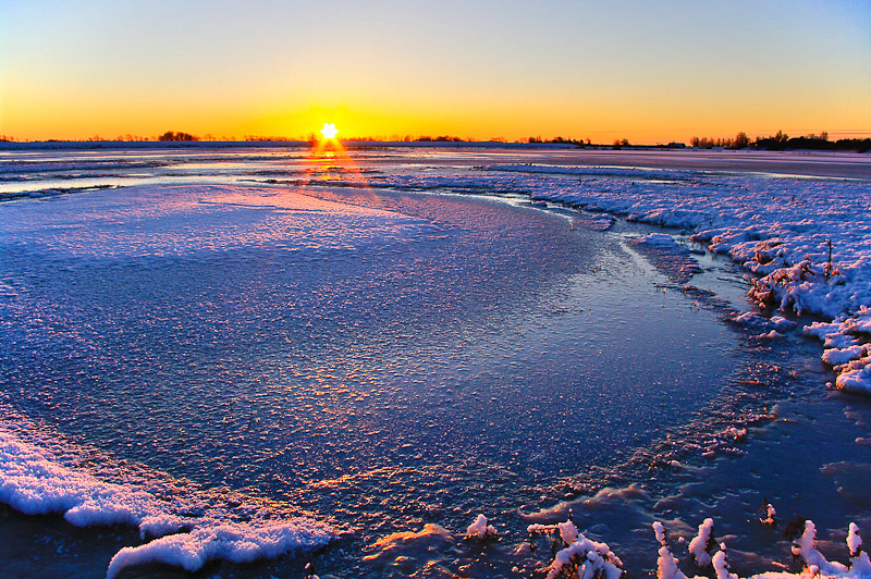 Photo of the Day: Ice Desert