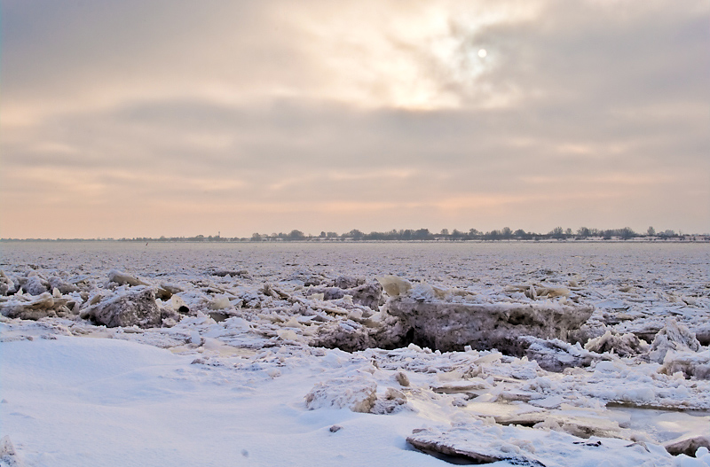 Photo of the Day: River of Ice