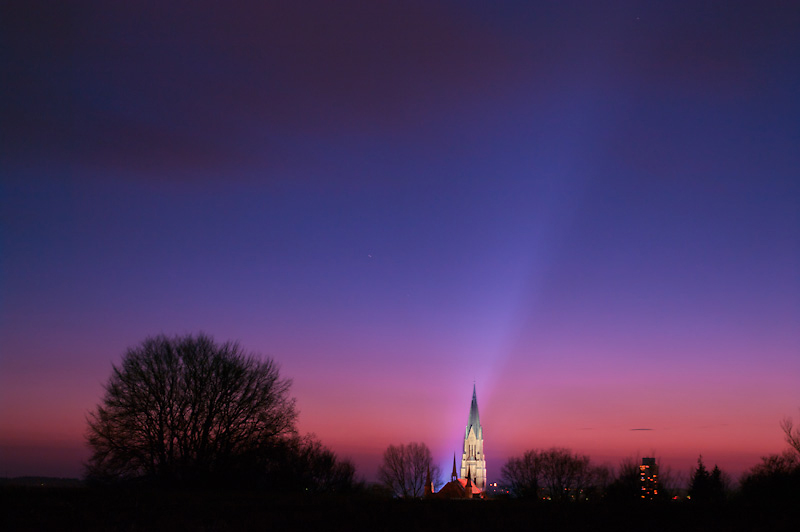 Photo of the Day: Cathedral Shine