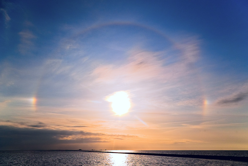 Photo of the Day: Halo