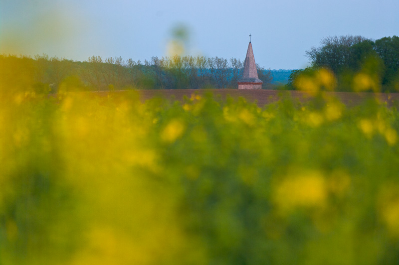 Photo of the Day: Spring Church